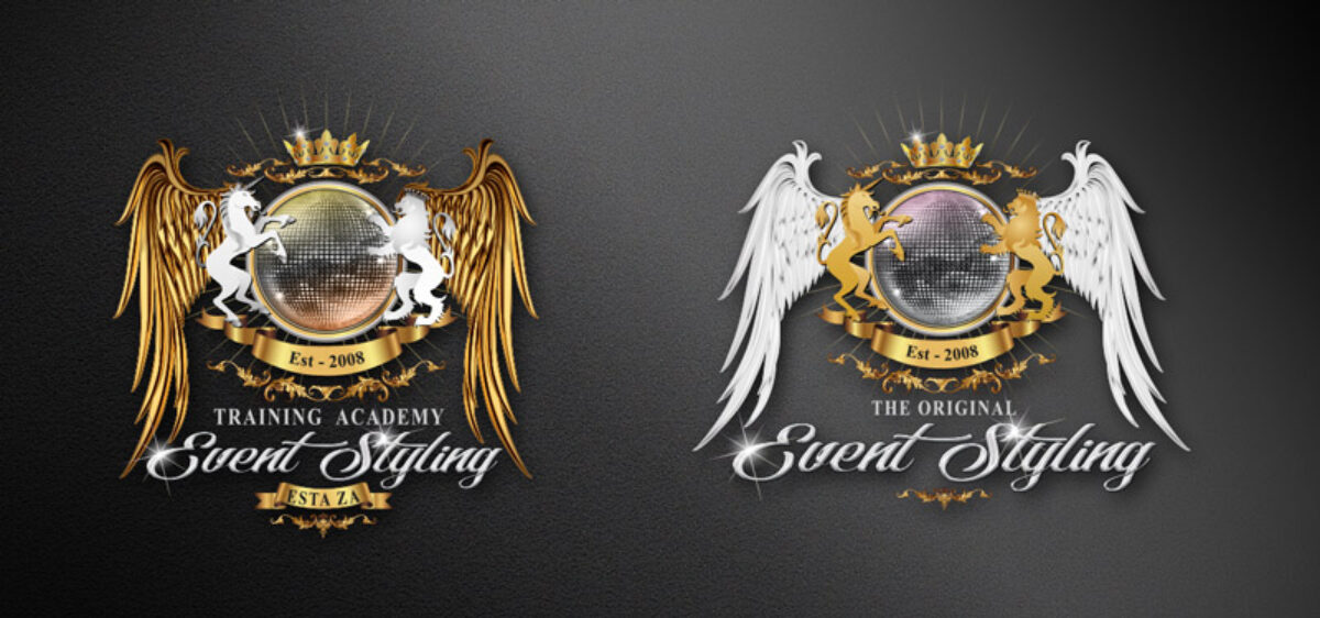 Event Styling Logo Design
