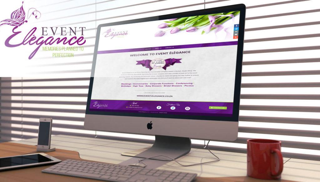 event-elegance-website-design