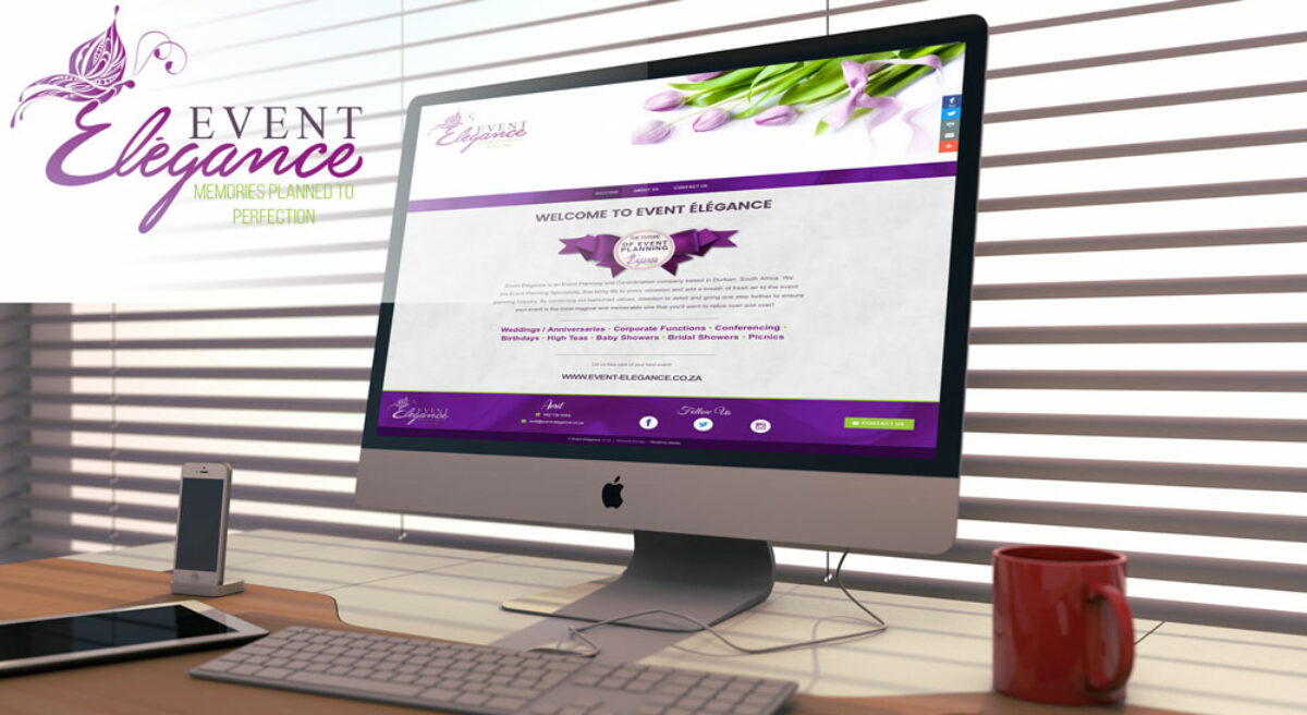 event-elegance-website-design