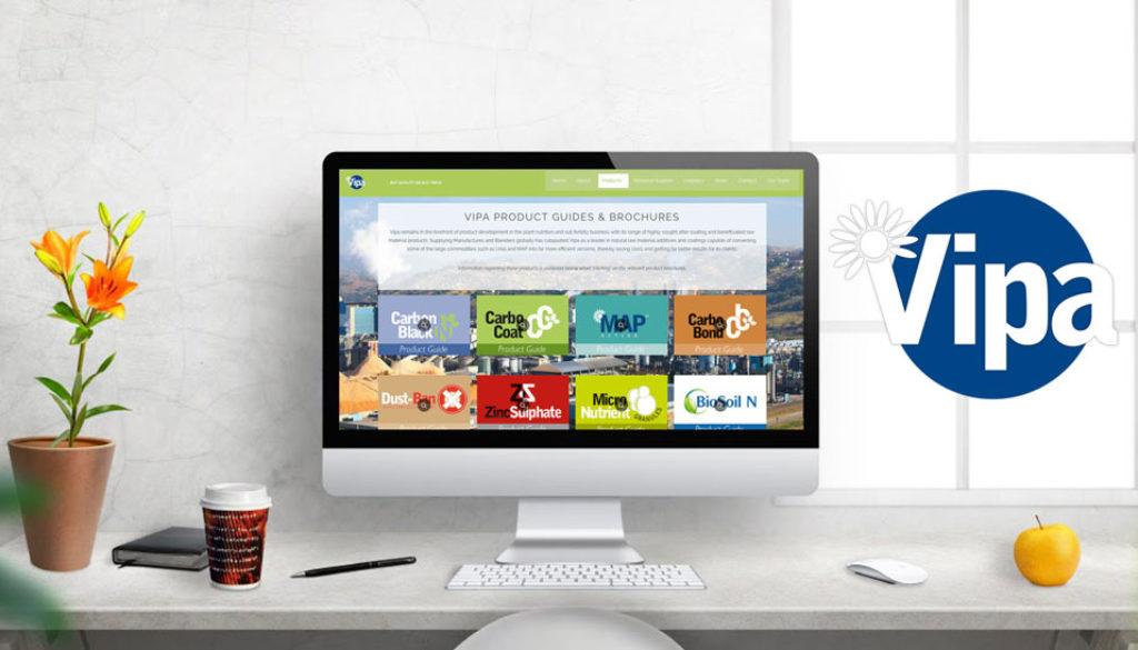 vipa-holdings-website